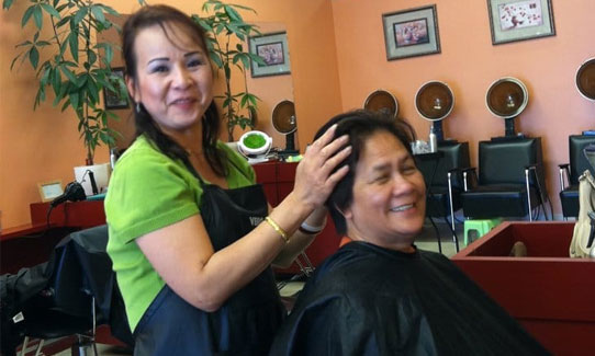 The Elite Salon of Daly City at St. Francis Square